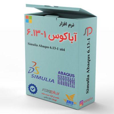 نرم افزار آباکوس Simulia.Abaqus.6.13 | خرید پستی