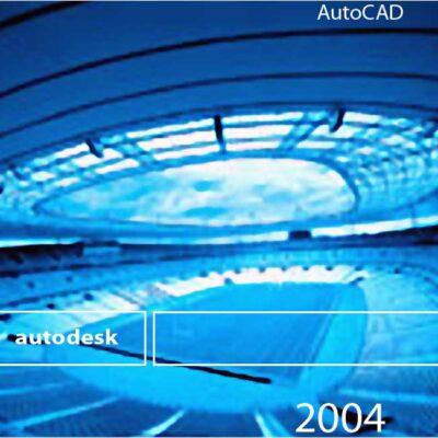 نرم افزار اتوکد 2004 | خرید پستی