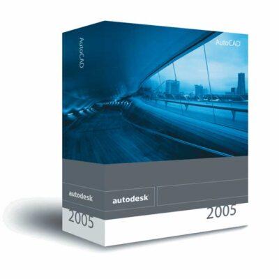 نرم افزار اتوکد 2005 | خرید پستی